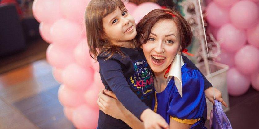 Органицазия детских праздников Нафаня