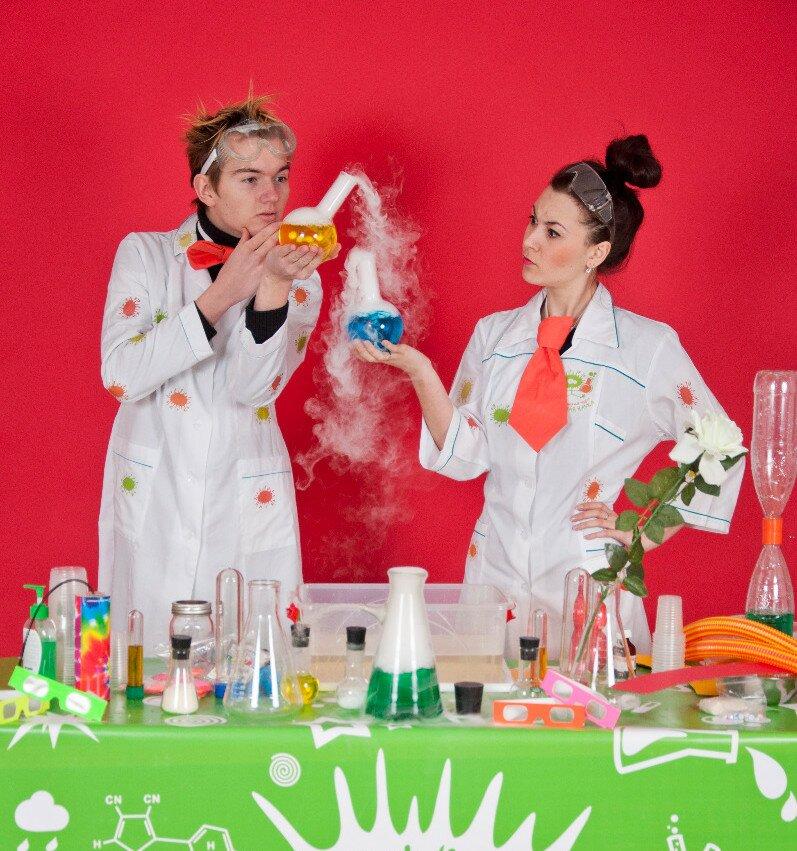 Шоу научных экспериментов