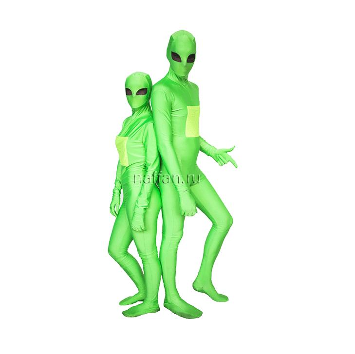 Инопланетяне (пришельцы)